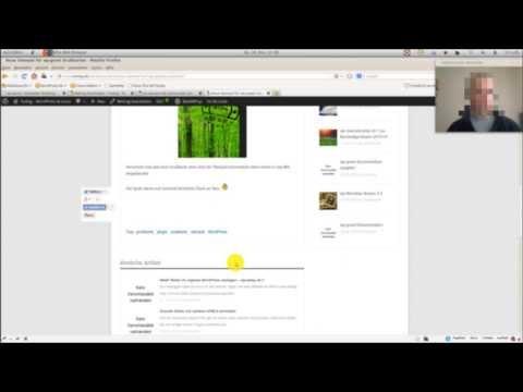Ein kleiner Screencast Test mit vokoscreen unter Ubuntu-Linux